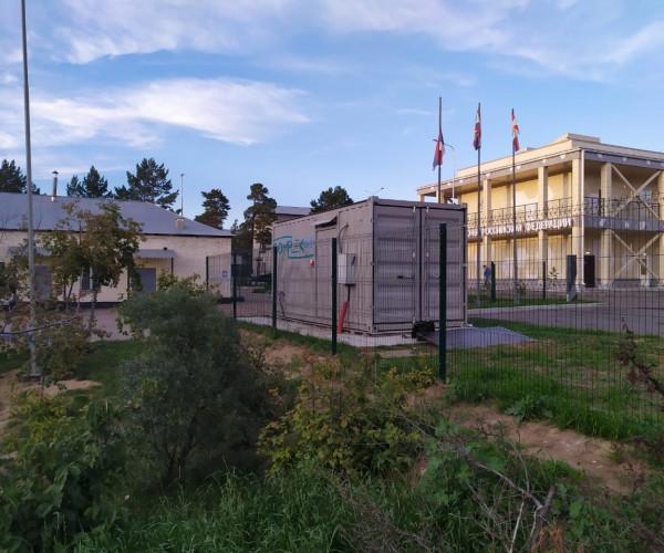 Военный госпиталь в Севастополе